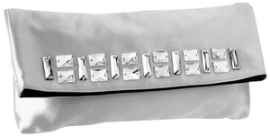 Juicy Couture Silver Clutch