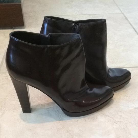 Nine West Chocolate Boots