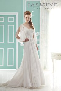 Jasmine Bridal F141069 Wedding Dress