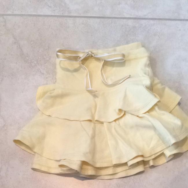 Abercrombie & Fitch Skirt Yellow