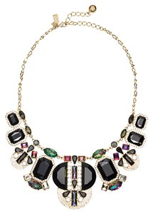 Kate Spade NWT! Kate Spade New York ART DECO GEMS STATEMENT NECKLACE MULTI O0RU0983 - $378