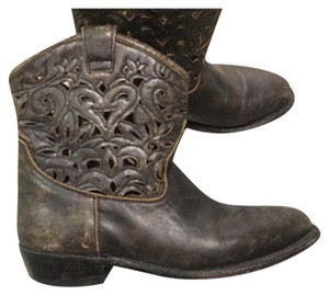 Ash Brown Boots