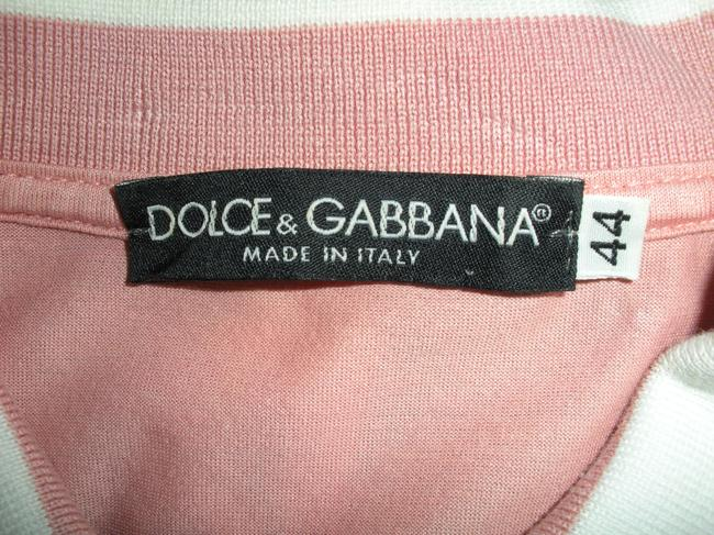 Dolce&Gabbana T Shirt Pink and multi