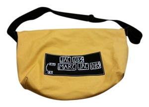 Marc by Marc Jacobs Jacob Yellow and Black Messenger Bag