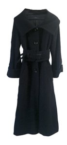 Zara Long Winter Trench Coat