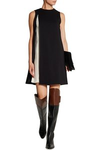Alexander Wang Knee High Collection Lambskin Calf Black Boots