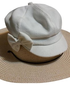 ALDO Messenger Hat with Bow