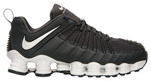 Nike Black/Metallic Silver/White Athletic