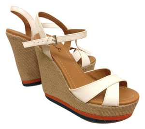 Qupid Sandals Heels Footwear Wedges