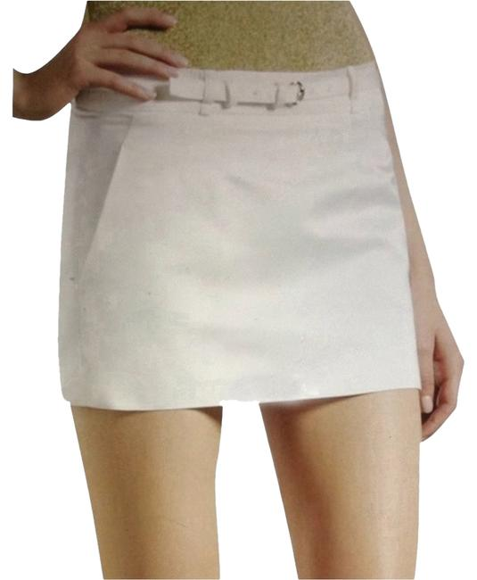Gucci Mini Skirt Cream