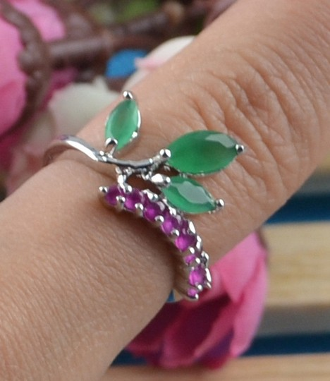 Multi Colored Bogo Free Gemstone Fashion Free Shipping Ring
