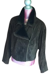 Nordstrom Vintage Brown Leather Jacket