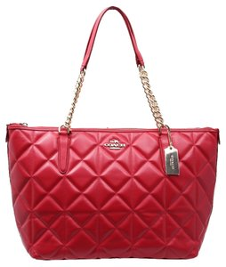 Coach Red Bags - Up to 70% off at Tradesy f43fe27c54