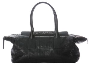 Chanel Leather Slouchy Ch.h0814.02 Travel Bag