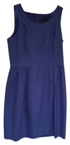 J.Crew short dress Light purple on Tradesy