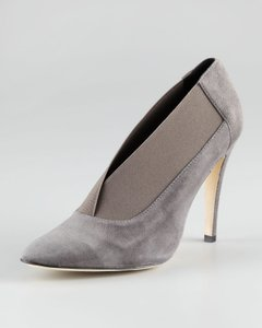 Manolo Blahnik Never Worn Suede Grey Boots