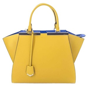 Fendi Satchel in Yellow