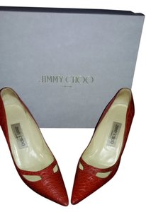 Jimmy Choo Made In Italy Leather Rubin Pumps