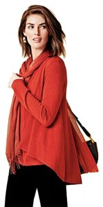 Eileen Fisher Merino Merino High Low High Low Cardigan