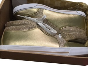 8c085dd022a Gold Aubry Sneakers