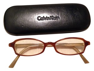 a67d5be82b Brown Calvin Klein Sunglasses - Up to 70% off at Tradesy