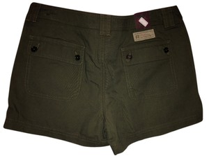 Ralph Lauren Army Olive Cargo Shorts green