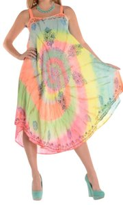 Shoreline short dress Rainbow on Tradesy