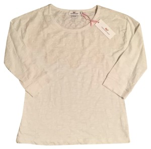 Vineyard Vines T Shirt Cream