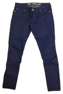 Express Skinny Pants Blue