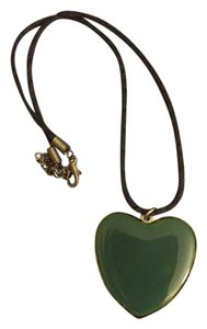 Hot Topic Mood Heart Necklace