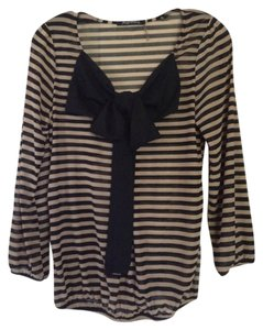 Foreign Exchange Bold Stripe Top