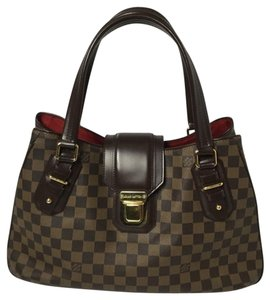 Louis Vuitton Griet Ebene Griet Shoulder Bag
