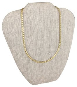 """Milor 14K gold 18"""" necklace, BRAND NEW, 3mm, 11.3g, Made in Italy by Milor"""