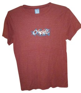 O'Neill Never Worn Xl Soft Fitted T Shirt Peach