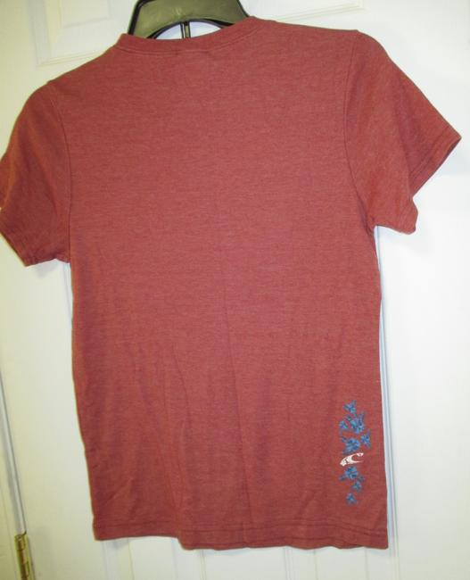 O'Neill Never Worn Xl Fitted T Shirt Peach