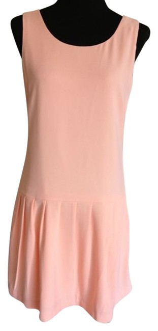 Preload https://item4.tradesy.com/images/forever-21-peach-above-knee-short-casual-dress-size-8-m-1065678-0-0.jpg?width=400&height=650