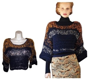 Anthropologie Hand Knit By Dollie Knit Sweater