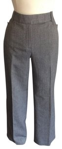 Ann Taylor Trouser Pants Dark Gray