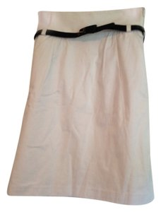 The Limited Skirt White