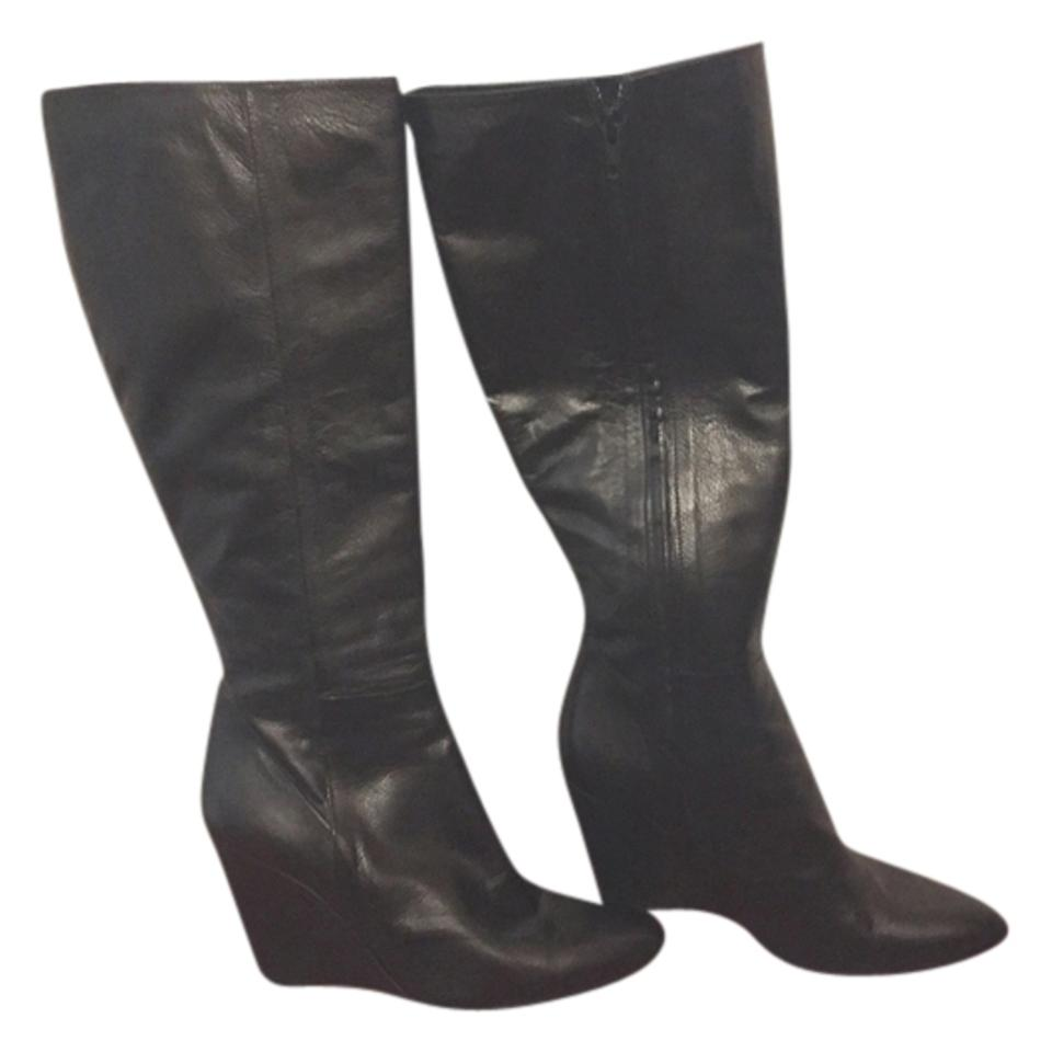 LADY Barneys New York Black heat Boots/Booties Strong heat and heat Black resistance f91280