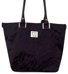 Anne Klein Tote in Black