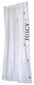 Juicy Couture Drawstring Stars Crown Cotton Pants