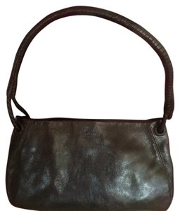 Bottega Veneta Made In Italy Leather Shoulder Bag