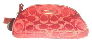 Coach Coach cosmetic bag,pouch, case