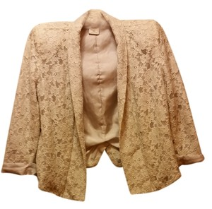 Abercrombie & Fitch Lace Blazer Flash Sale Cardigan
