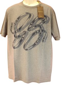 Gucci T Shirt Gray
