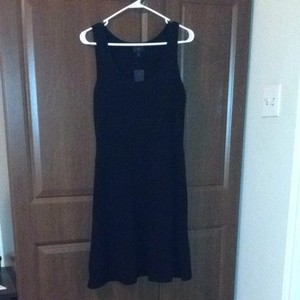 BR monogram short dress Black on Tradesy