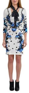 Just Cavalli short dress Multi-Color on Tradesy
