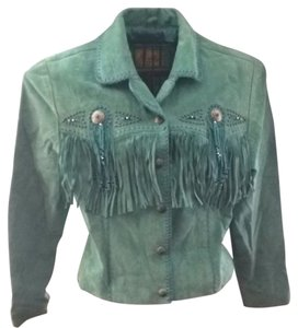 Scully Mint Green Jacket