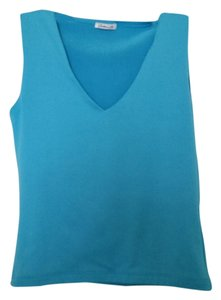 Arden B Top Turquoise